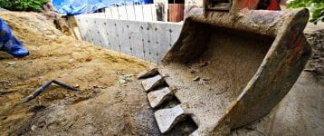 Residential & Commercial Projects that Require an Excavation Company