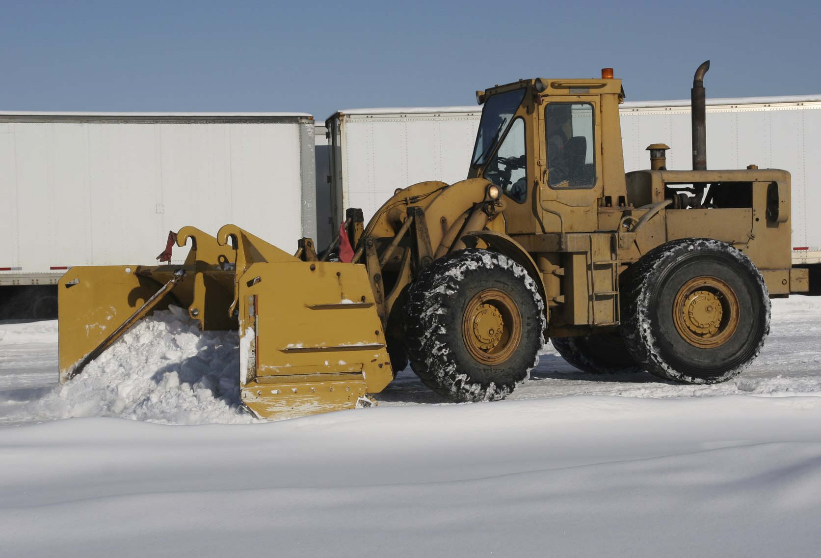 commercial snow removal service for my new jersey business