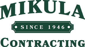 Mikula Contracting Commercial and Residential Contractor logo