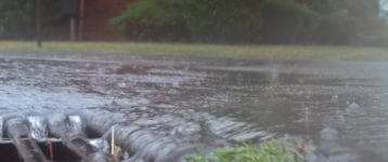 Properly Functioning Stormwater Drainage Systems Fight Against Flooding