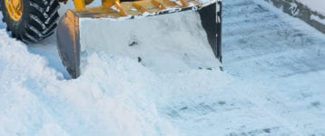 Does Your Contractor Follow NJ Snow Removal Best Practices?